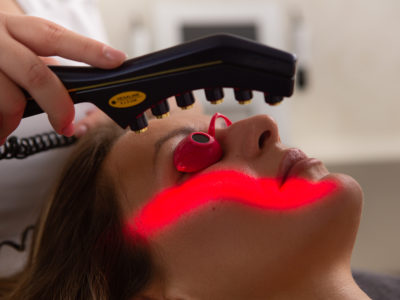 Laser terapie